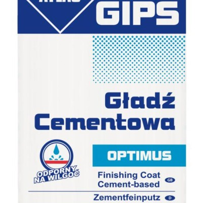 Nowe gadzie i gips szpachlowy Atlas